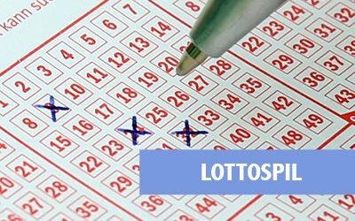 Lottospil